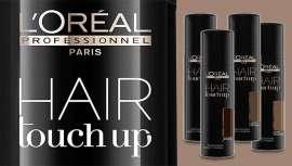 LOréal Professionnel lanza este producto para cubrir las raíces del cabello en un momento de apuro. El producto disimula, de forma fácil y rápida, las canas cuando no hay tiempo de ir al salón