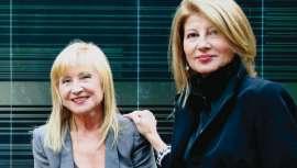 Dos veteranas de la estética que no han escatimado la ilusión ni las ganas a la hora de formarse y no dejar de avanzar