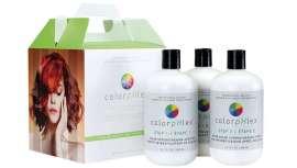 Este producto supone una revolución tecnológica en los servicios de peluquería. ColorpHlex repara el cabello desde el interior, creando nuevos enlaces en la molécula de queratina, reforzando su estructura y aportando proteínas