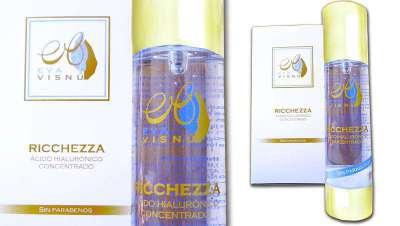Eva Visn� lanza Ricchezza, el producto estrella en la belleza