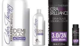 Keratin Complex ha creado una nueva gama de 30 tonos de color semipermanente con una formulación exclusiva que ayuda a reparar y restaurar el cabello dañado
