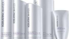 En esta innovadora línea los productos están especialmente formulados para proteger la profundidad y el brillo del cabello tratado con color