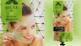 La firma presenta el nuevo diseño, más llamativo, de su Mascarilla Peel-off Purificante de Té verde. El producto efectúa una limpieza en profundidad del cutis y lo prepara para el resto de mascarillas de la marca
