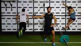 Nace Training Wall®, de la mano de Tecno Sport, un concepto que nos permite entrenamiento en verticalidad, entre otras ventajas