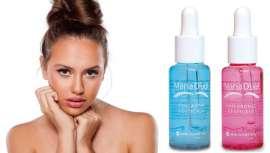 Este pack se compone de los productos Collagen Ceuticals y Hyaluronic Ceuticals. Ambos renuevan la piel, grasa o seca, proporcionándole hidratación y densidad a la matriz extracelular