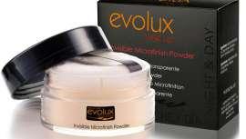 El nuevo producto de Evolux Make Up matifica sin resecar, no altera el maquillaje, aporta luminosidad y proporciona a simple vista una piel de porcelana