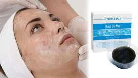 Este jabón exfoliante puede combinarse con todos los tratamientos faciales específicos y con las higienes