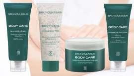 Cuatro productos y dos tratamientos de Bruno Vassari para el cuidado del cuerpo y de la piel que ayudan a reafirmar, nutrir y reducir los centímetros sobrantes