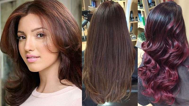 Cherry bombré hair, la nueva tendencia en color para morenas y ...