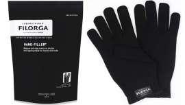 Filorga innova inventando los primeros guantes antiedad que pulverizan las manchas, aportan carnosidad al dorso de las manos, hidratan la palma y restauran las uñas