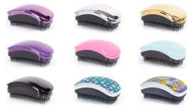 Los cepillos de Bifull cuentan con púas de doble acción y con tecnología memoria flexible para desenredar el cabello de forma suave