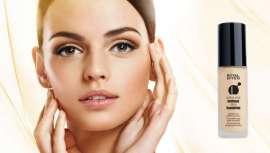 Esta novedad, de Royal Effem, es una moderna base de maquillaje, con una amplia gama de tonos, que ofrece máxima eficacia para que la piel se muestre juvenil y luminosa