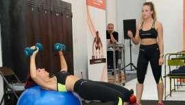 Del entrenamiento en suspensión al fitball, crono-cycling, mix training y running. La cadena Sport Zone ha presentado las nuevas modalidades de la mano de sus expertos en entrenamiento, fisioterapia y nutrición