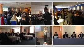 El cambio de presidenta tuvo lugar en la Asamblea General celebrada el pasado 17 de febrero en la Ciudad Condal. A lo largo de la jornada también se presentaron los resultados económicos del 2015 y el presupuesto de 2016