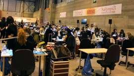 En el marco de la próxima edición de Salón Look Madrid 2016, que se celebrará los días 6 y 7 de noviembre el recinto ferial de Ifema, la ciudad acogerá de nuevo el campeonato de uñas más prestigioso a nivel mundial