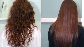 Este tratamiento capilar, a base de carbocysteína y keratina, posibilita un cambio temporal en la estructura del cabello. Reduce el volumen y elimina el encrespamiento del mismo. Por el contrario, no modifica la estructura de la fibra capilar