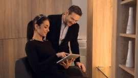 La start-up Shopper Connecté presenta Connected Haircut, que dice a los clientes el corte, color y cuidado profesional que necesita su cabello. La herramienta servirá para que los peluqueros mejoren sus ventas