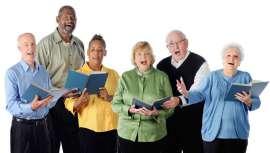 Además de beneficios sociales, emocionales y psicológicos, un estudio demuestra que cantar en un coro también puede aportar efectos biológicos, tanto para el que padece esta enfermedad como para sus cuidadores