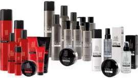 Tres líneas de productos para conseguir el look deseado, sin apelmazar el cabello, hidratándolo y definiendo el peinado de manera duradera