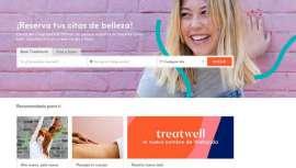 La compañía facilita servicios de reserva a través de su plataforma y su app para más de 3.000 tratamientos de belleza