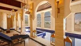 Una propuesta del spa del hotel Banyan Tree Tamouda Bay. Además de sus experimentados terapeutas, sigue las tradiciones atemporales del spa y una filosofía de más sensibilidad y menos tecnología
