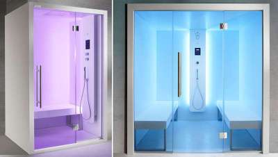 Carmenta presenta su revolucionario Sensation Steam Bath
