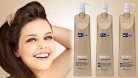 El tratamiento revitaliza la fibra capilar y restituye el diámetro en todo el cabello, sea cuál fuere su longitud. Una innovación que hidrata, da brillo y reduce el encrespamiento