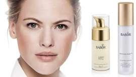 Un lujoso sérum con ingredientes activos concentrados y una crema hidratante y vitalizante, son las dos novedades para el cuidado de la piel que presenta la firma