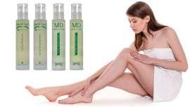 La gama Green Nature está formada por el aceite anti-stress, pepita de uva, mandarina y anticelulítico, todos ellos con grandes propiedades para el cuerpo