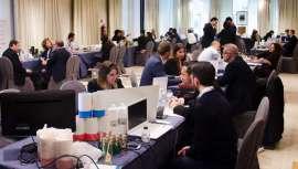Este encuentro reunió en un mismo día a 13 empresas francesas que tuvieron 130 reuniones BtoB con casi 80 compradores españoles y andorranos