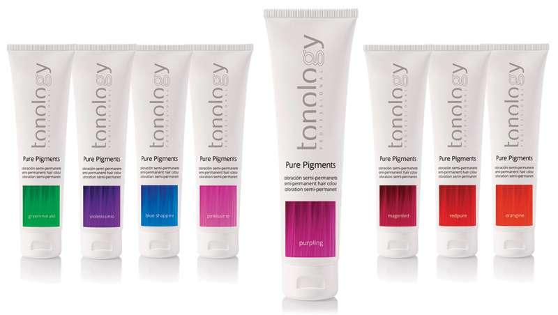 Descubre Tonology Pure Pigments, la nueva experiencia sensorial en ...