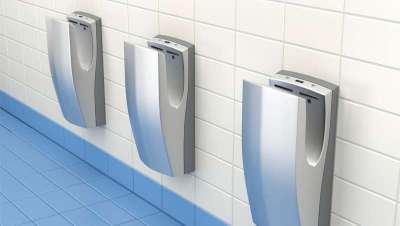 Los nuevos secadores de manos podr�an ser una fuente de microbios