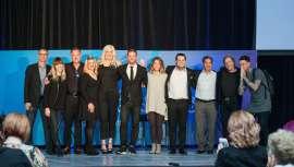 Los Sola Salon Studios, que conforman la cadena con mayor crecimiento de los Estados Unidos, reunieron a más de 200 profesionales y compañeros del medio oeste del país, con motivo de estas segundas sesiones formativas
