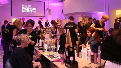 �xito de la primera edici�n del evento mundial Hair Fashion Night