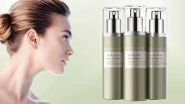 Ultra Pure Solutions Facial Nano Sprays tienen la capacidad de actuar en las capas más profundas de la dermis