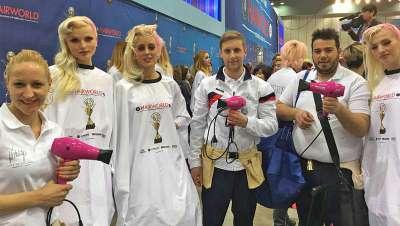 Los italianos triunfan en la 70 edici�n del Hairdressing World Championship