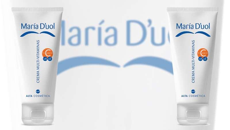 Mar�a D'uol lanza su nueva crema facial tres en uno