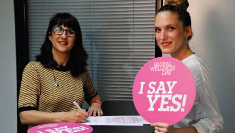 Thuya Escuela se suma al Global Wellness Day