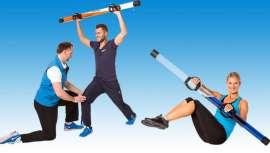 Slashpipe son unos utensilios de entrenamiento y terapia fáciles de usar en gimnasios o en casa. Están rellenos de una sustancia líquida y pueden ser utilizados con fines médicos o terapéuticos con múltiples beneficios