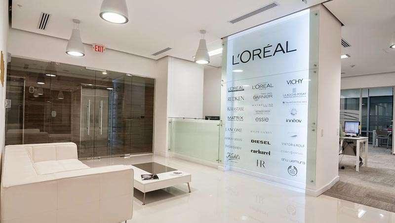 nueva sede de L'Oreal en El Salvador