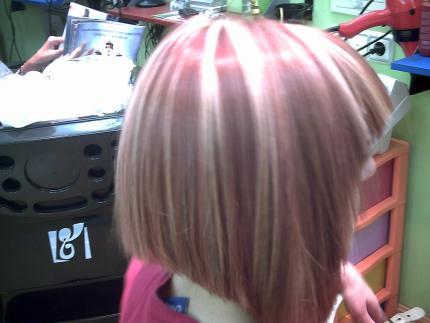 opiniones rubia cabello rojo