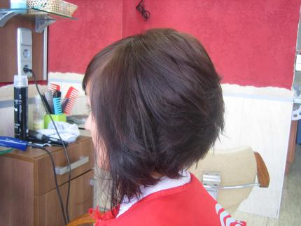 Como poner pelo postizo en pelo corto