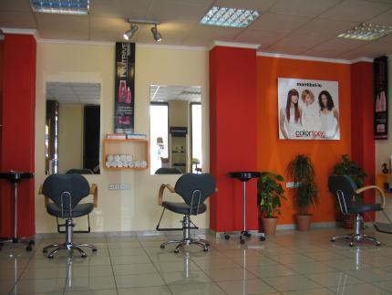 Foros peluqueria color de pintura for Salones de peluqueria decoracion fotos