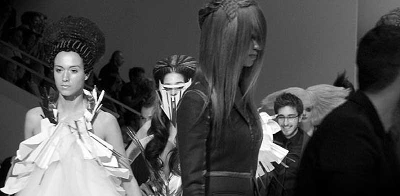 debate sobre moda y peluquería de el club fígaro