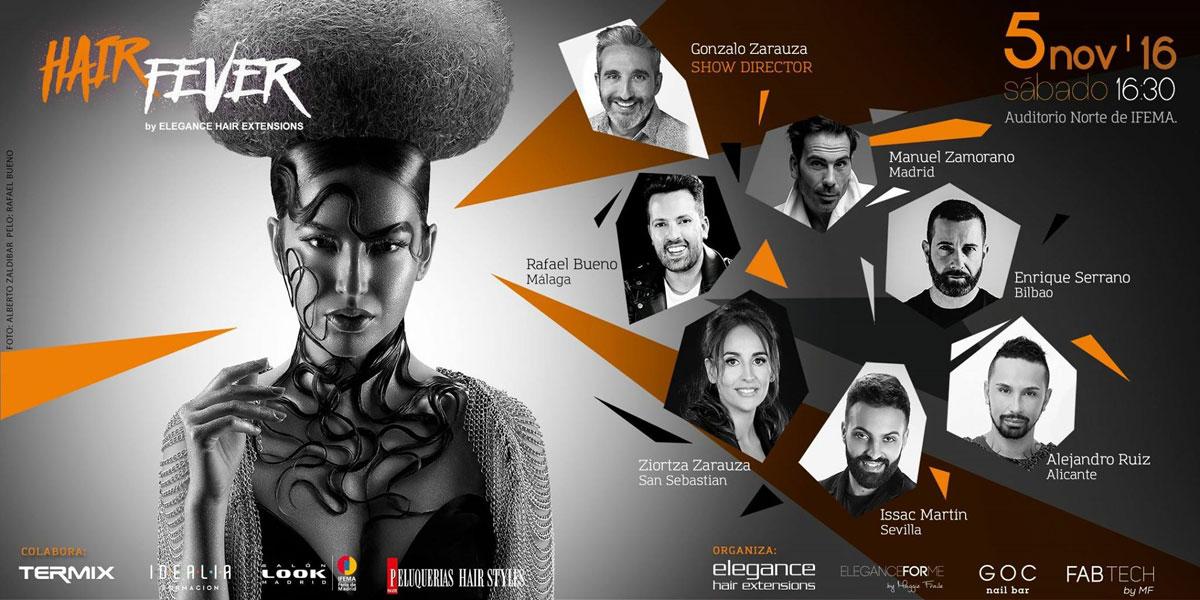 Rafael Bueno participará en Salón Look 2016