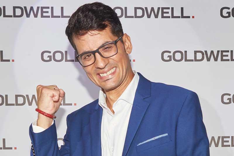 Octavio Fernández en la Final Internacional de Color Zoom de Goldwell