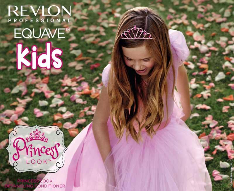 Tratamiento desenredante Princess Look de Revlon Professional