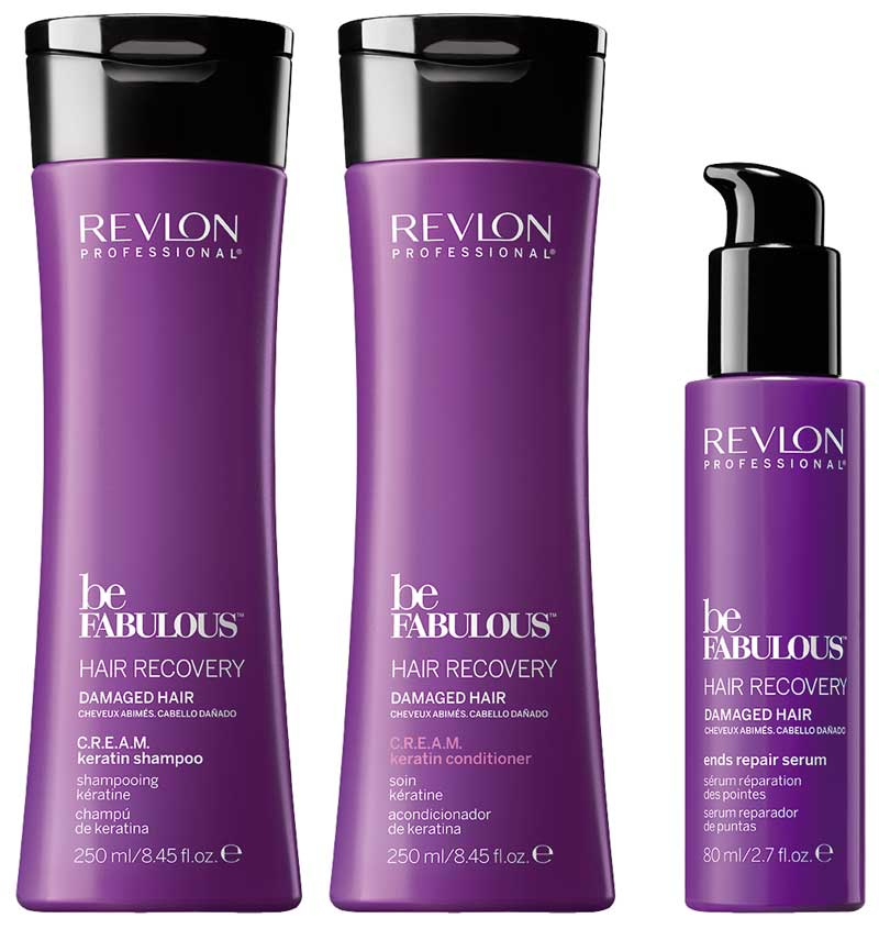 Be Fabulous, línea de belleza y cuidado capilar de última generación de Revlon Professional