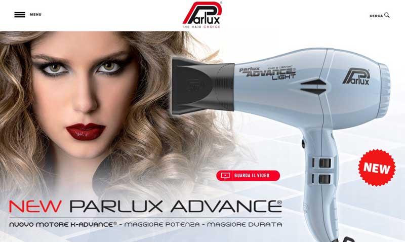 Campaña de Parlux para la compra de productos originales