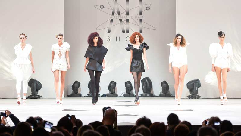 Mikel Luzea participa, por sexta vez, en el Alternative Hair Show